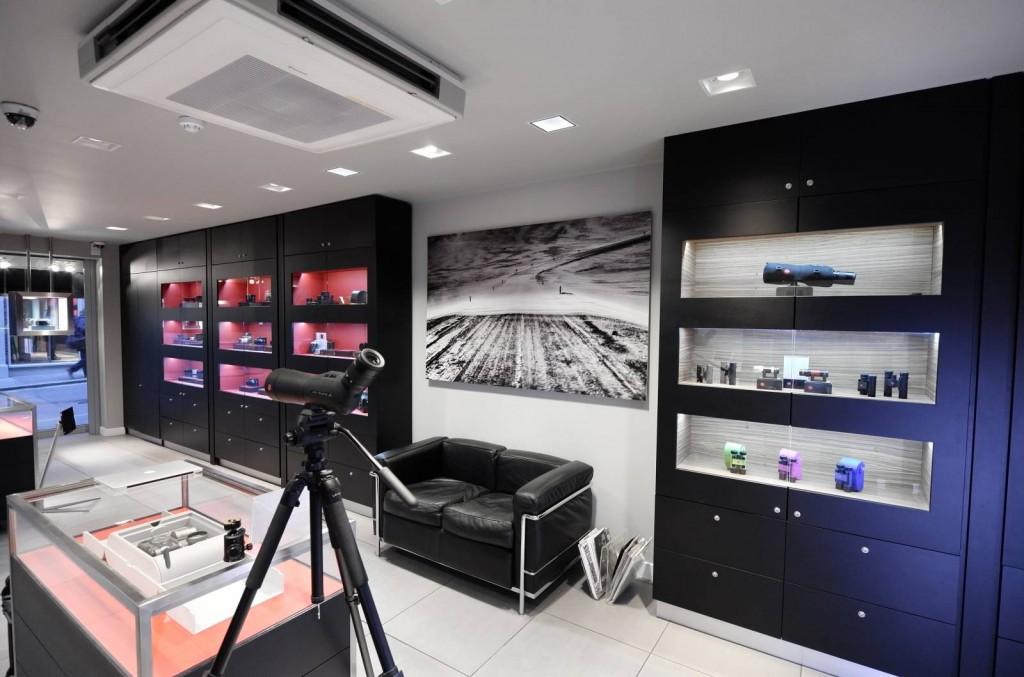Leica Store, Mayfair